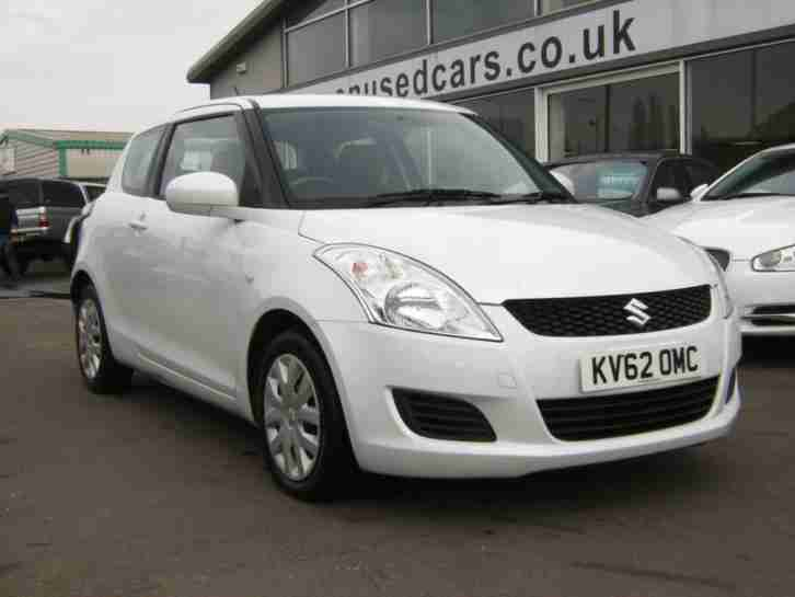 2012 Swift 1.2 SZ2 3dr 3 door