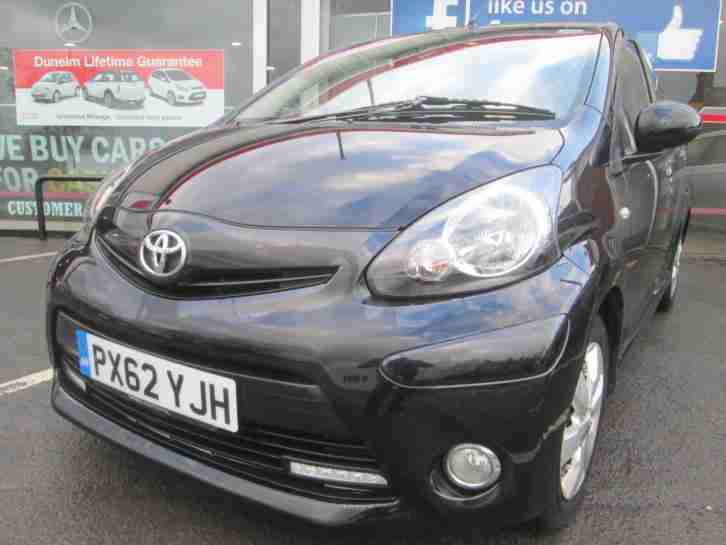 2012 Toyota AYGO 1.0 VVT-I FIRE AC Buy Now Pay Easter Manual Hatchback