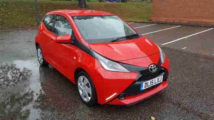 2012 Yaris 1.0 VVT i Edition 5dr