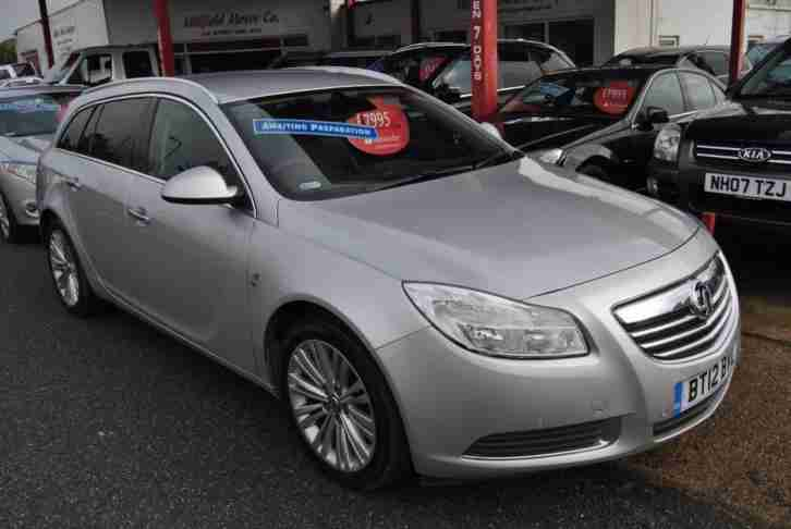 VAUXHALL INSIGNIA. Other car from United Kingdom
