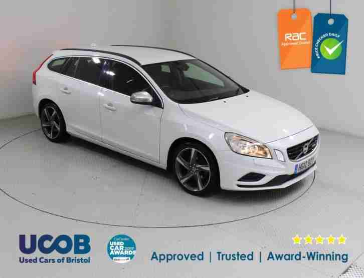 2012 V60 1.6 D2 R DESIGN POWERSHIFT (S