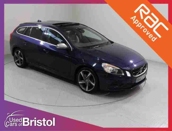 2012 VOLVO V60 2.4 D5 R DESIGN 5DR (START STOP) ESTATE DIESEL