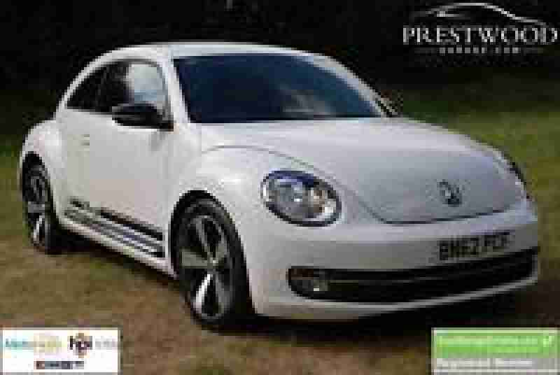 VW Beetle. Volkswagen car from United Kingdom
