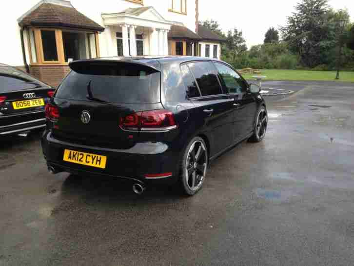 2012 vw golf gti edition 35 dsg 5dr met black fvwsh 10k 19 cupra s3. Black Bedroom Furniture Sets. Home Design Ideas