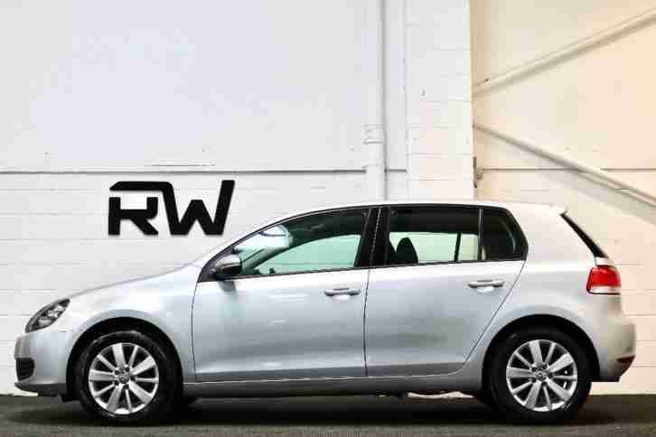 2012 Golf 1.6 TDI Match DSG 5dr