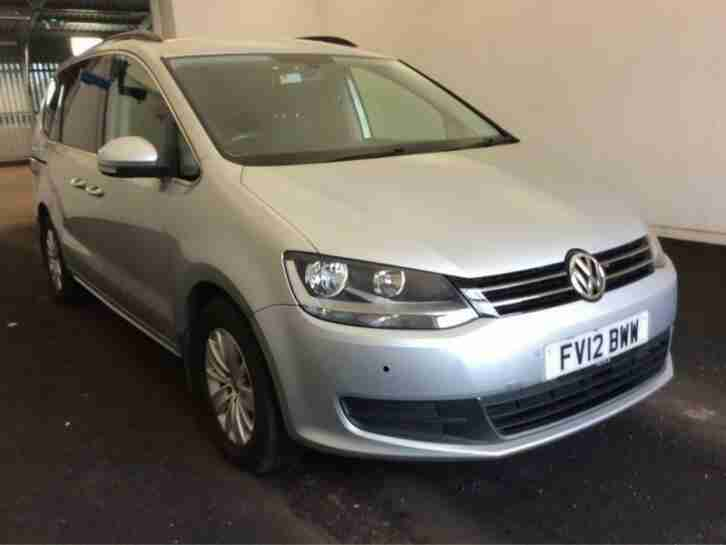 2012 Sharan 2.0 TD BlueMotion Tech