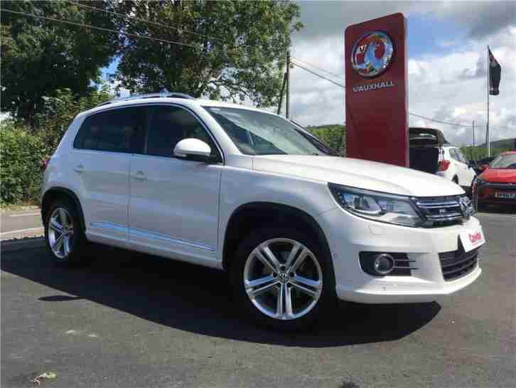 2012 Tiguan 2.0 TDi BlueMotion
