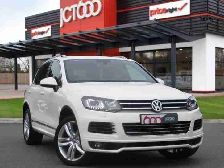 Volkswagen Touareg. Volkswagen car from United Kingdom