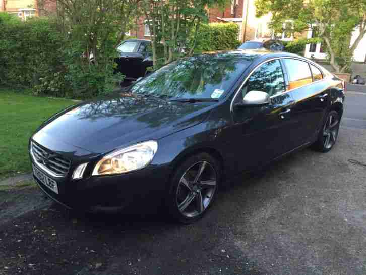 2012 S60 1.6D 6 Speed Manual 115bhp