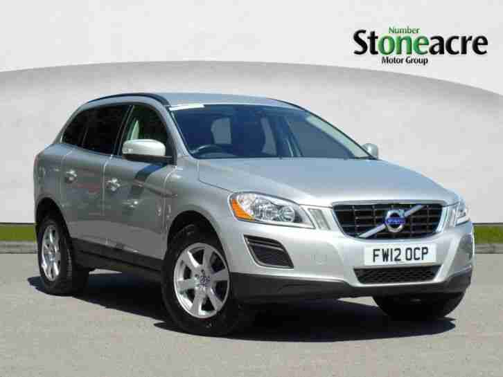 2012 Volvo XC60 2.4 D5 SE Geartronic AWD 5dr