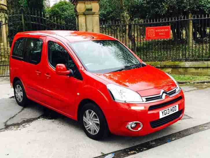 2013 13 Berlingo Multispace VTR 1.6