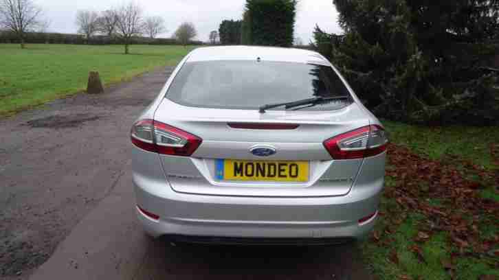 2013 13 Ford Mondeo 2.0 TDCi Titanium X 140PS 5Dr POWERSHIFT
