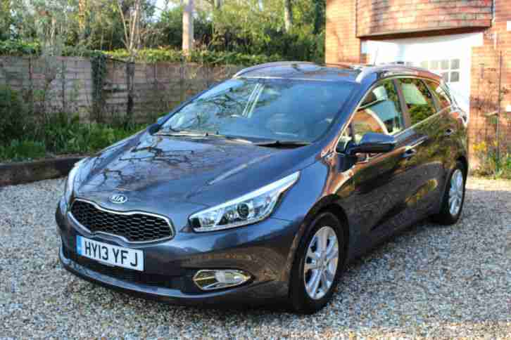 kia 2013 13 ceed 1 6crdi 126bhp sportswagon 3 estate. Black Bedroom Furniture Sets. Home Design Ideas