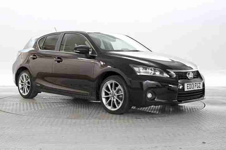 2013 (13 Reg) CT 200h 1.8 Advance