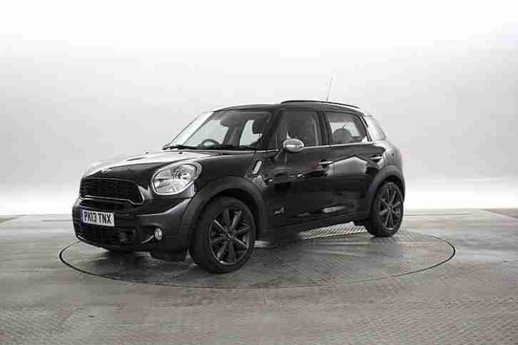 mini 2013 13 reg countryman 1 6 cooper d all4 chili media pack car for sale. Black Bedroom Furniture Sets. Home Design Ideas