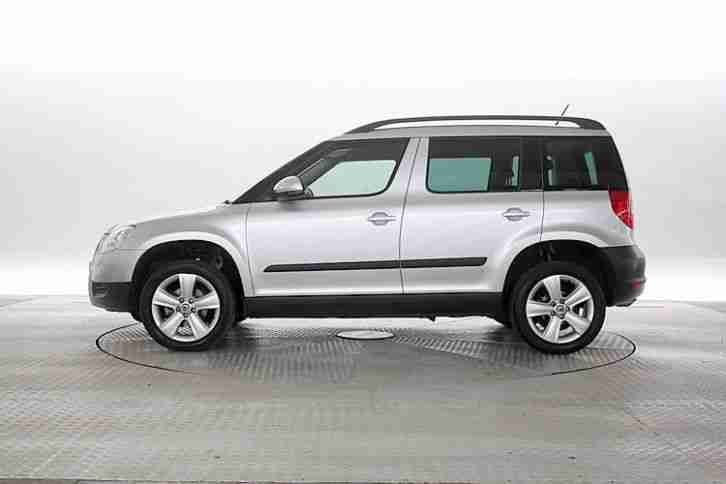 skoda 2013 13 reg yeti 2 0 tdi cr 110 se 4x2 car for sale. Black Bedroom Furniture Sets. Home Design Ideas