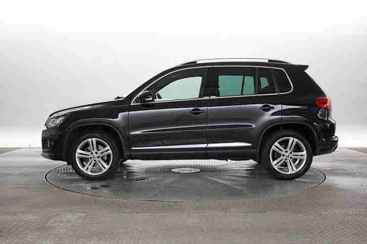 volkswagen 2013 13 reg tiguan 2 0 tdi 140 bluemotion tech r line. Black Bedroom Furniture Sets. Home Design Ideas