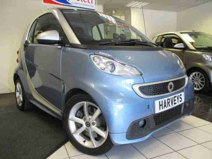 2013 13 FORTWO 1.0 PULSE MHD 2D AUTO 71