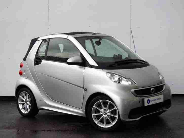 Smart 13. Smart car from United Kingdom