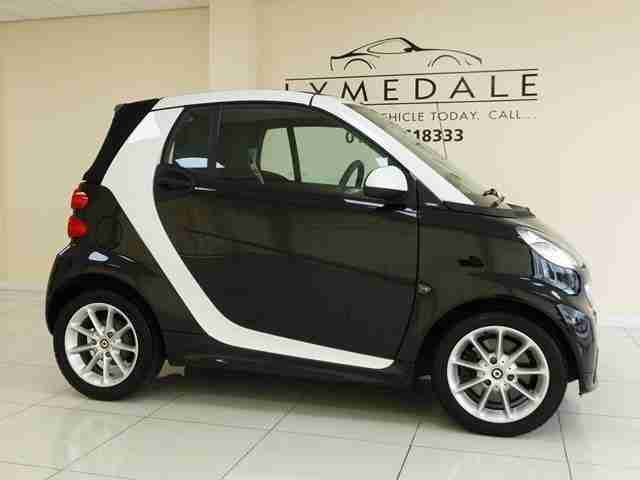 smart 2013 13 fortwo cabrio 1 0 passion mhd 2d 71 bhp car for sale. Black Bedroom Furniture Sets. Home Design Ideas