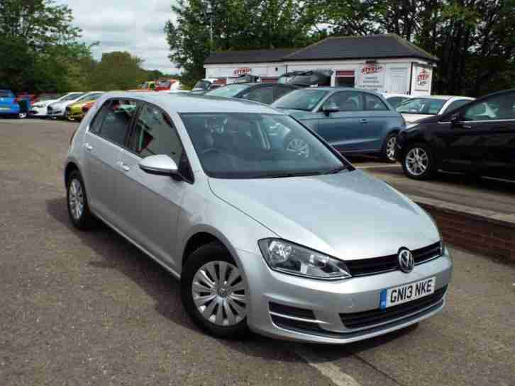 2013 13 GOLF 1.2 S TSI BLUEMOTION