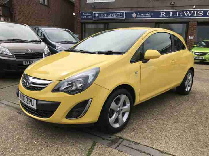 2013 (13) Vauxhall Corsa SXI 1.4 AUTOMATIC ONLY 5,600 MILES Auto