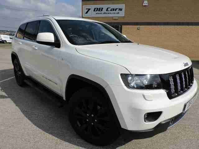 2013 62 CHEROKEE 3.0 CRD V6 AUTO LIMITED