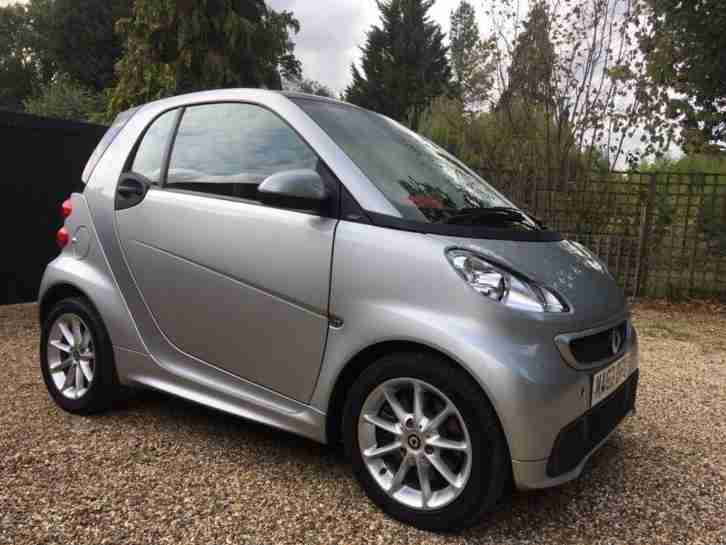 2013 62 SMART FORTWO 0.8 PASSION CDI 2D AUTO 54 BHP DIESEL