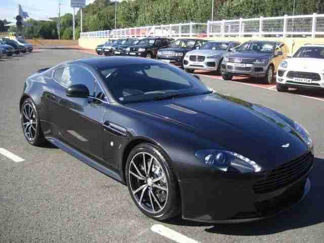 Aston Martin 2013 63 V8 Vantage S 47 Sp10 Special Edition Only 17000