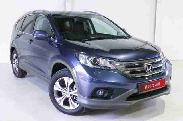2013(63) CR V SR 2.2 i DTEC MANUAL 5