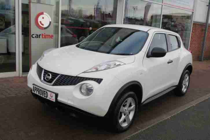 nissan 2013 63 juke 1 5 visia dci 5d 110 bhp diesel car for sale. Black Bedroom Furniture Sets. Home Design Ideas