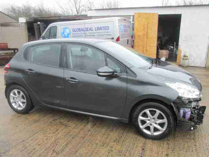 2013, 63 REG 208 1.2 ACTIVE VERY