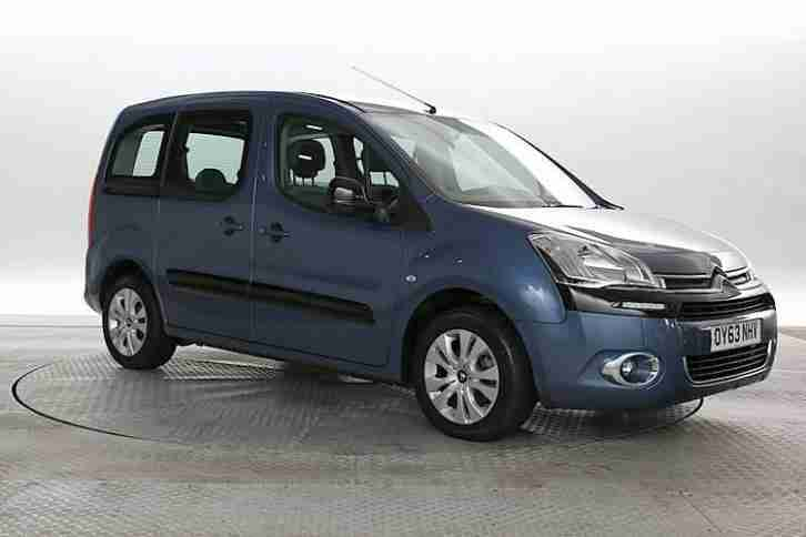 2013 (63 Reg) Berlingo Multispace 1.6