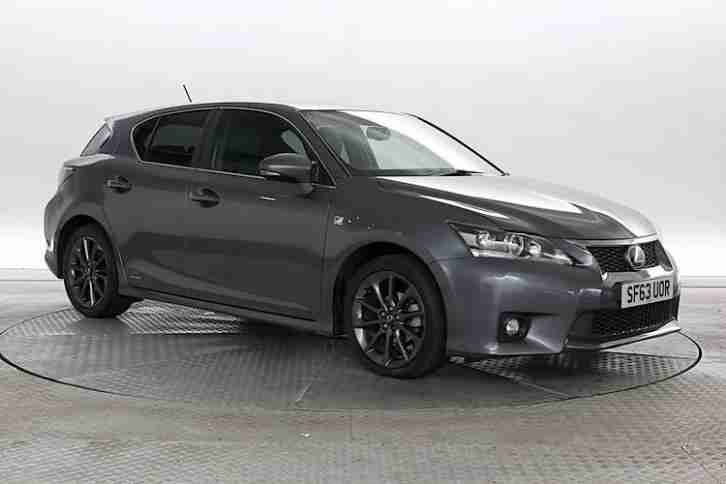 lexus ct 200h great used cars portal for sale. Black Bedroom Furniture Sets. Home Design Ideas