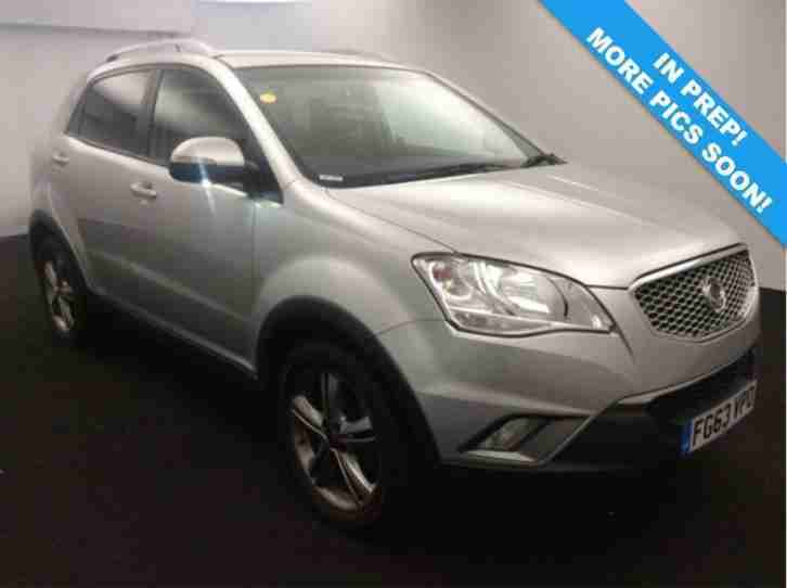 2013 63 KORANDO 2.0 LIMITED EDITION