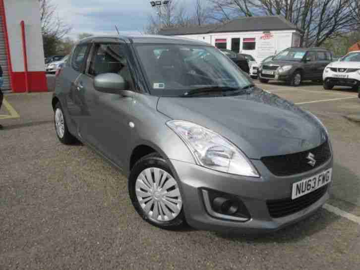 2013 63 SWIFT 1.2 SZ2 3D 94 BHP