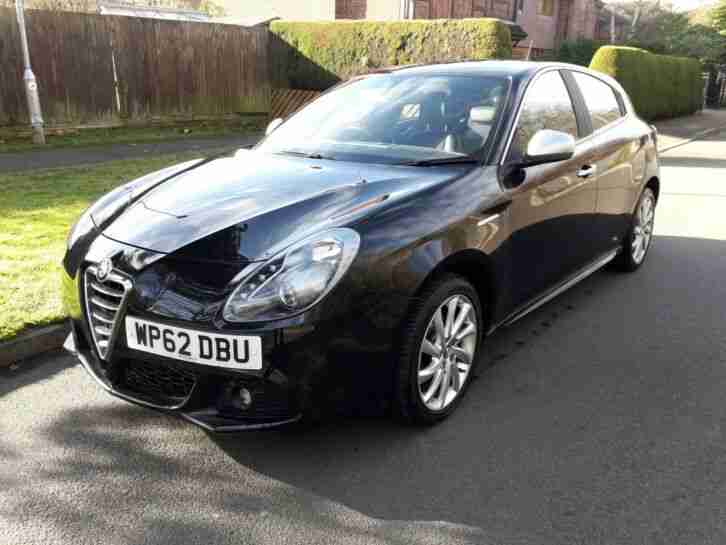2013 ALFA ROMEO GIULIETTA 1.6 JTDM 2 VELOCE MANUAL STOP START 60K MILES, £30 TAX