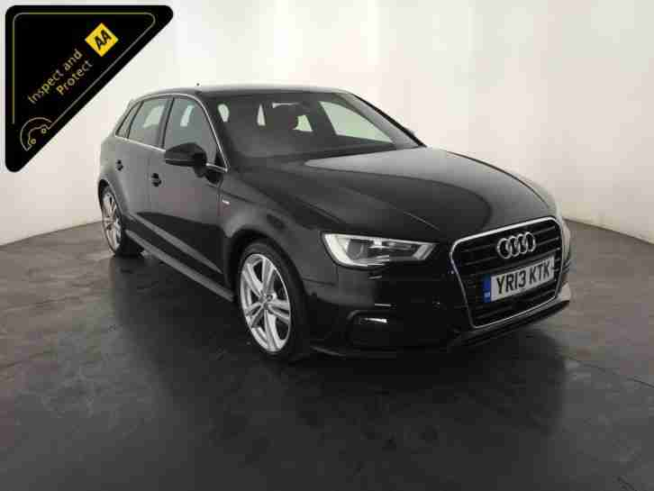2013 A3 S LINE TDI 5 DOOR HATCHBACK 1