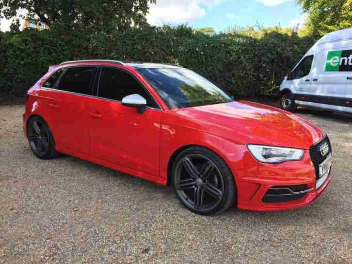 Audi A SE TDI RED S REPLICA Car For Sale - Audi car red