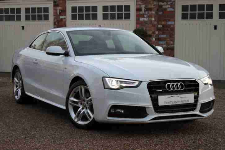 audi 2013 a5 3 0 tdi 245bhp quattro s line sat nav driver assist pack. Black Bedroom Furniture Sets. Home Design Ideas
