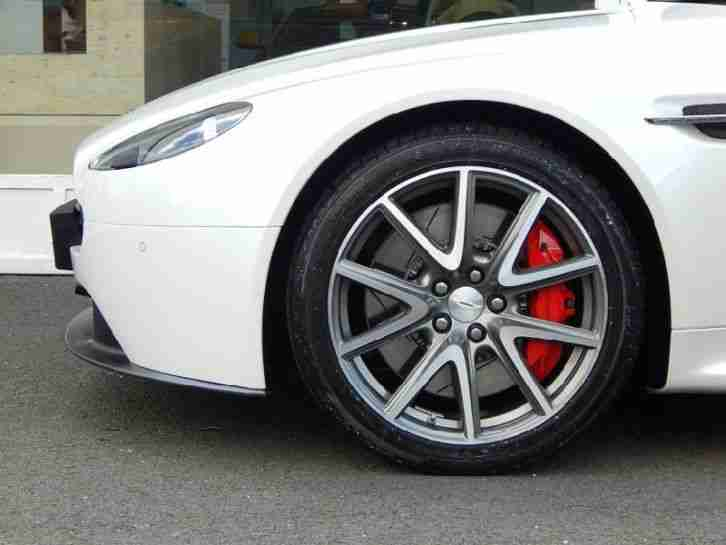 2013 Aston Martin V8 2dr (420) Manual Petrol Coupe