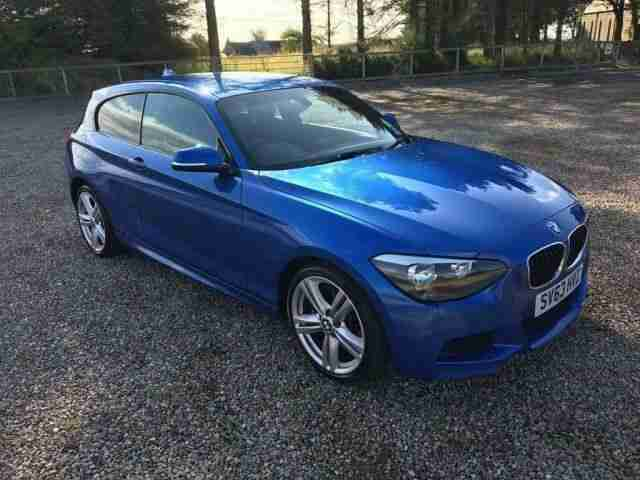 2013 BMW 1 Series 118I M SPORT 3 Door