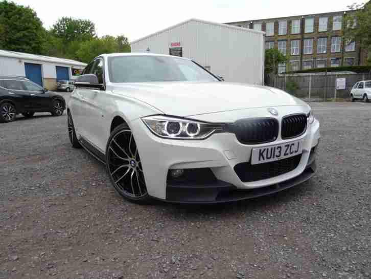 Bmw 320d M Sport 4dr Genuine M Performance Bodykit Low Rate Finance 3 99