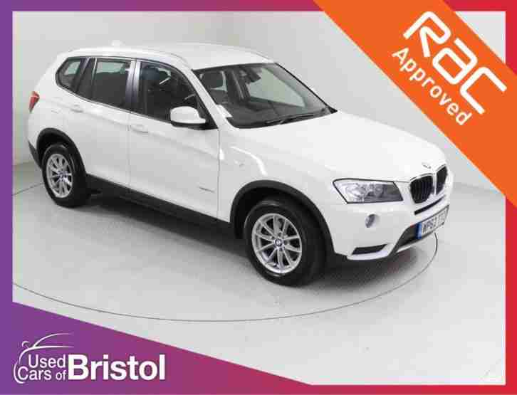 2013 X3 2.0 18D SE SDRIVE 5DR ESTATE