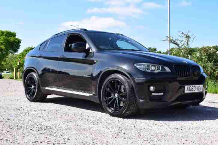 BMW X6. BMW car from United Kingdom