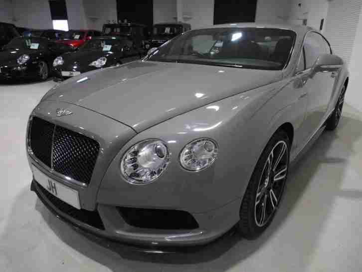 2013 Bentley Continental GT V8 Mulliner Driving Specification 21 Inch Alloys Ver