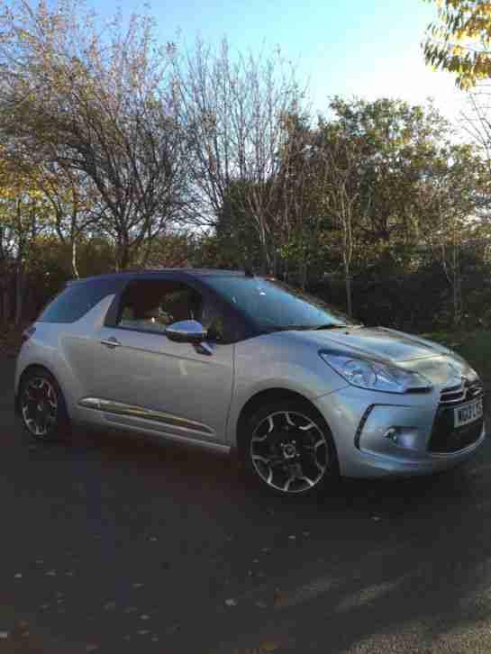 2013 CITROEN DS3 DSPORT Cabrio