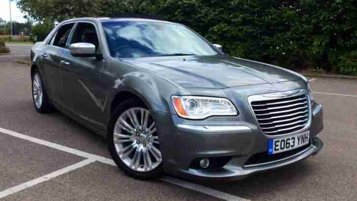 Chrysler 2013 300c 3 0 v6 crd executive automatic diesel for Chrysler 300c diesel
