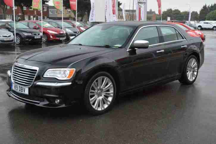 Chrysler 2013 300c crd executive diesel black automatic for Chrysler 300c diesel