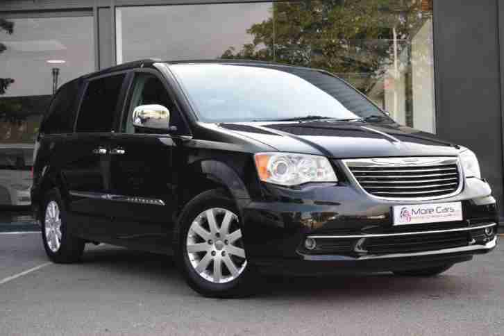 2013 Chrysler Grand Voyager 2.8 CRD Limited 5dr